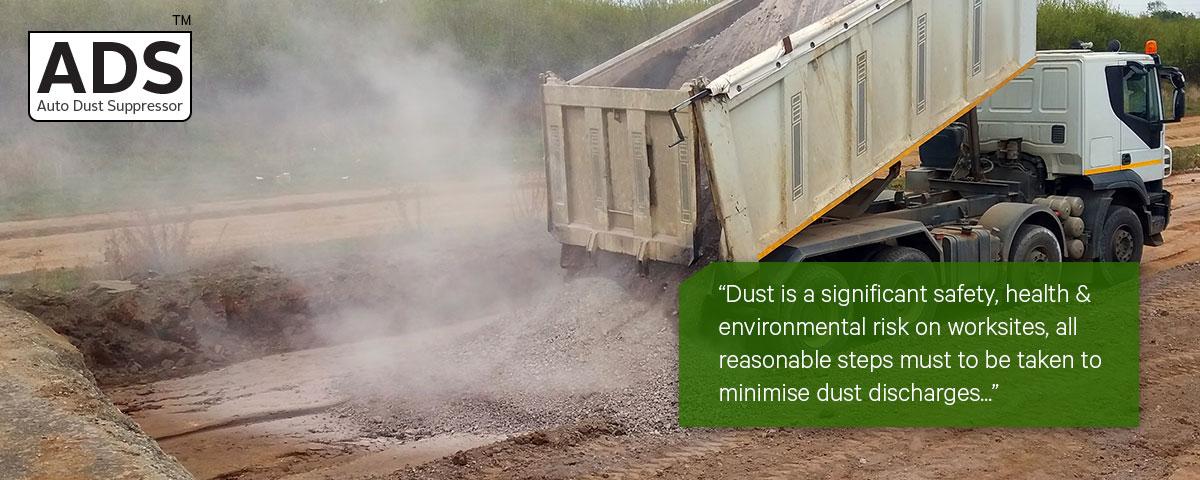 Auto Dust Suppressor